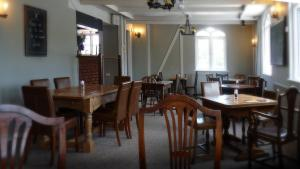A restaurant or other place to eat at The Red Lion Longwick, Princes Risborough