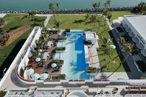 A bird's-eye view of The Ville Resort - Casino