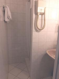 A bathroom at Fletcher Resort-Hotel Zutphen