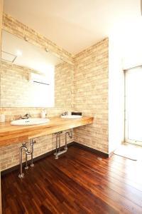 Hanare AOZORAにあるバスルーム