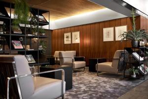 Salone o bar di Imperial Hotel