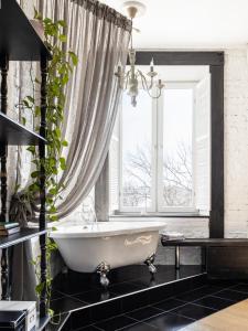 Ванная комната в Bellevue Residence