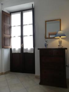 A kitchen or kitchenette at B&B Is Janas E5391