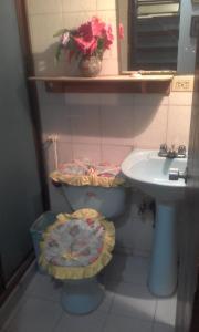 A bathroom at Candida