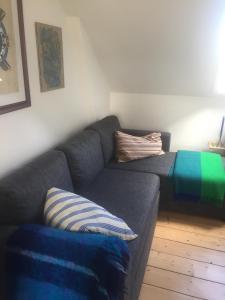 Et opholdsområde på Jette's værelsesudlejning