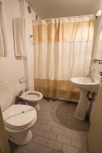 Un baño de Grand Hotel Bariloche