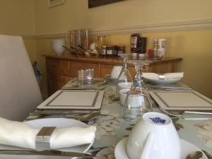 A restaurant or other place to eat at Seaham