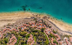 A bird's-eye view of Aldiana Club Fuerteventura