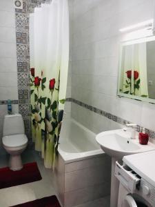 Ванна кімната в 2ком квартира у моря,Южный одесская обл.
