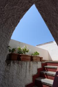 Balcon ou terrasse dans l'établissement Dimore De Luca- Sea View