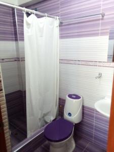 Un baño de Buenaventura Perú Guest House