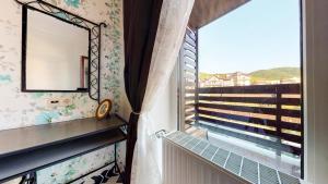 Ванная комната в Отель Резиденция Утриш