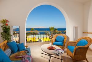 Een balkon of terras bij Savoy Sharm El Sheikh