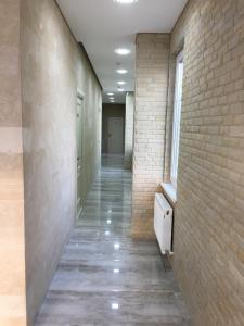 A bathroom at Moonlight Hotel