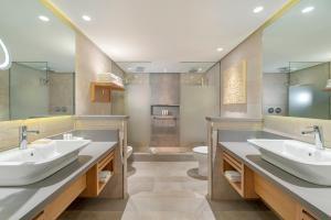A bathroom at Catalonia Punta Cana - All Inclusive