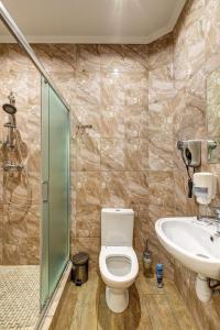 Ванная комната в Отель На Таганке