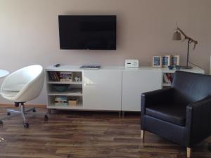 TV/Unterhaltungsangebot in der Unterkunft Sunny Apartment