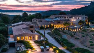Widok z lotu ptaka na obiekt Carrossa Hotel Spa Villas