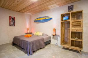 Spa e/ou outras comodidades de bem-estar em Ninamu Resort