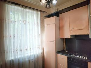 Кухня или мини-кухня в Apartment on Khoroshevskiy proyezd