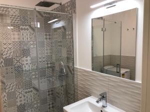 Kúpeľňa v ubytovaní Adriatic House