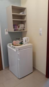 A kitchen or kitchenette at The Red Dragon
