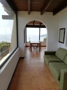 A balcony or terrace at Il Moro