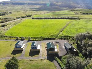 A bird's-eye view of Silva Holiday Home