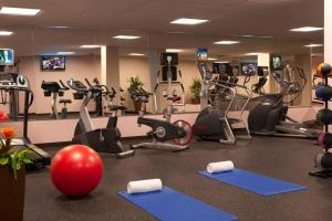 The fitness center and/or fitness facilities at Millennium Minneapolis