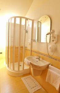 O baie la Hotel Bielmann