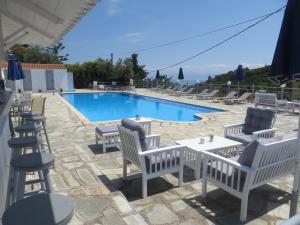 Πισίνα στο ή κοντά στο Ποσειδών