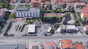 Vista aerea di SHG Hotel Verona