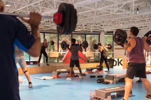 Salle ou équipements de sports de l'établissement Jumeirah Creekside Hotel