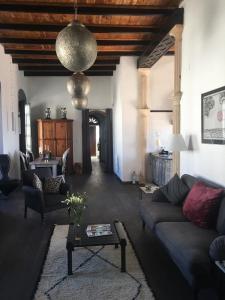 Zona de estar de Darcilla Guest House