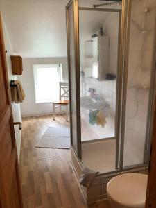 Ein Badezimmer in der Unterkunft Apartment 2
