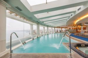 The swimming pool at or near Enjoy Viña Del Mar