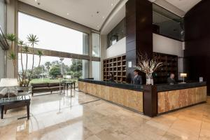 The lobby or reception area at Enjoy Viña Del Mar