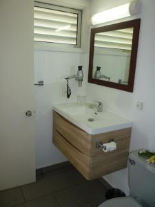Um banheiro em Royal Tahitien