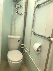 Ванная комната в База урочище Машуково