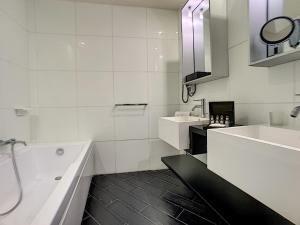 Un baño de Palazzu U Domu