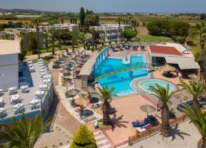 A view of the pool at Corali Hotel or nearby