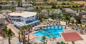 A bird's-eye view of Corali Hotel
