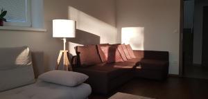 Posedenie v ubytovaní VIP Apartmány Žabník