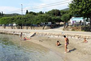 Plaża w pensjonacie lub w pobliżu