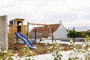 De kinderspeelruimte van C-Hotels Zeegalm