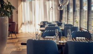 Een restaurant of ander eetgelegenheid bij WestCord Hotel Noordsee