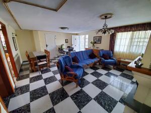 Zona de estar de House Mare Nostrum
