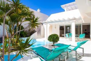 Basen w obiekcie KATIS Villas Boutique Fuerteventura lub w pobliżu