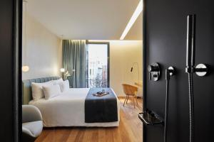 A bed or beds in a room at Ohla Barcelona