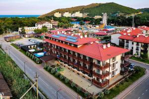 Отель Резиденция Утриш с высоты птичьего полета